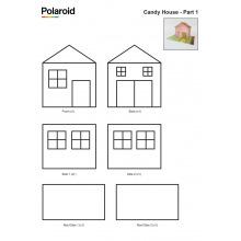 Набір картриджів для 3D ручки Polaroid Candy pen, полуниця, рожевий (40 шт) (PL-2505-00)
