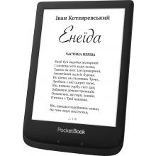 Електронна книга PocketBook 628, Ink Black (PB628-P-CIS)