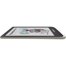 Електронна книга PocketBook 633 Color, Moon Silver (PB633-N-CIS)