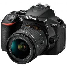 Цифр. фотокамера дзеркальна Nikon D5600 + AF-P 18-55 VR + AF-P 70-300 VR (VBA500K004)