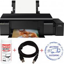 A4 Epson L805 Фабрика печати + кабель USB + салфетки