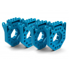 Аксесуари для Dash та Dot, Building Brick Connectors (1-BB01-01)