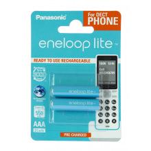 Аккумулятор Panasonic Eneloop Lite AAA 550 2BP mAh Ni-MH Dect Series (BK-4LCCE/2DE)