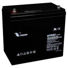 Аккумуляторная батарея Vision FM 12V 55Ah (6FM55E-X)