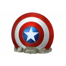 Акустическая система eKids/iHome MARVEL Captain America, Wireless (VI-B72CA.11MV7)