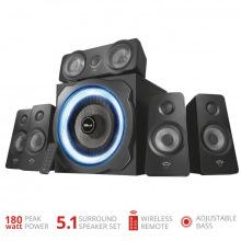 Акустическая система (Колонки) Trust 5.1 GXT 658 Tytan Surround Speaker System BLACK (21738_Trust)