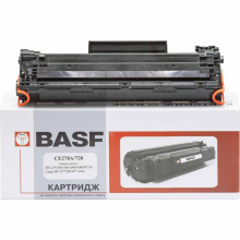 Картридж BASF  аналог Canon 728 Black (BASF-KT-728-3500B002)