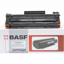 Аналог Canon 737 Картридж BASF (BASF-KT-737-9435B002)