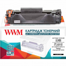 Аналог HP 85A, CE285A, Canon 725 Картридж WWM (LC48N)