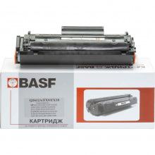 Картридж BASF  аналог HP Q2612A 12A и Canon FX-9, FX-10 Black (BASF-KT-Q2612-Universal)