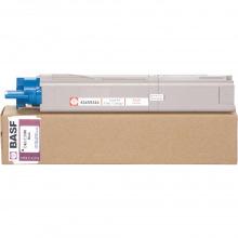 Картридж BASF заміна OKI 43459344 Black (BASF-KT-C3300B-43459348)