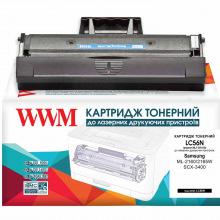 Картридж WWM замена Samsung D101S (LC56N)