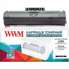 Картридж WWM замена Samsung D111S (LC58N)