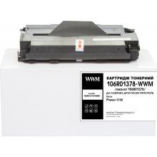 Картридж WWM заміна Xerox 106R01378 (106R01378-WWM)