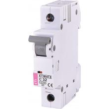 Автоматический  выключатель ETI,  ETIMAT 6  1p С 32А (6 kA) (2141519)