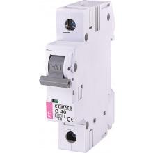 Автоматический  выключатель ETI,  ETIMAT 6  1p С 40А (6 kA) (2141520)