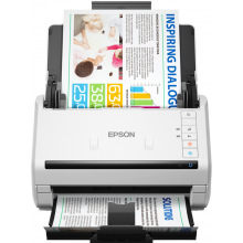 Сканер А4 Epson WorkForce DS-530II (B11B261401)