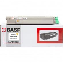 Картридж BASF заміна OKI 44059169 Yellow (BASF-KT-MC851Y)