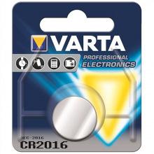 Батарейка VARTA CR 2016 BLI 1 LITHIUM (06016101401)
