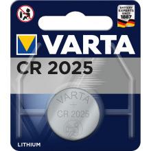 Батарейка VARTA CR 2025   BLI 1 LITHIUM (06025101401)