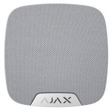 Беспроводная комнатная сирена Ajax HomeSiren белая (1142)