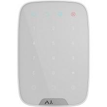 Беспроводная Сенсорная клавиатура Ajax KeyPad белая (5652)