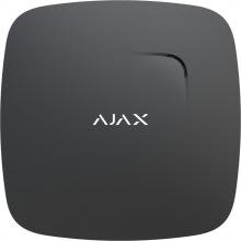 Беспроводной датчик дима и чадного газа Ajax FireProtect Plus черный (5636)