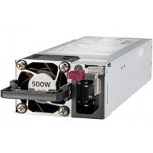 Блок живлення HPE 500W FS Plat Ht Plg LH Pwr Sply Kit (865408-B21)