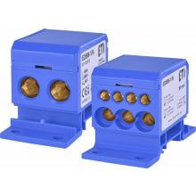 Блок распределительный ETI EDBM-1/N (160А, 1x4-50; 3x2,5-25; 4x2,5-16) (1102410)