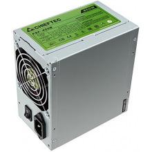 Блок питания CHIEFTEC Smart PSF-400B,8cm fan, a/PFC,24+4+4,3xPeripheral,1xFDD,4xSATA,1xPCIe (PSF-400B)