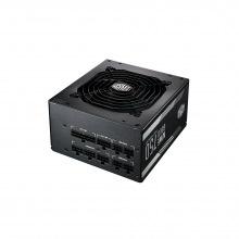 Блок питания Cooler Master MWE Gold 750W,12cm fan,a/PFC,24+8,6xPeripheral,8xSATA,4xPCIe,Full Modular (MPY-7501-AFAAG-EU)