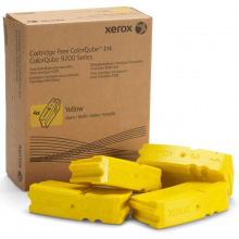 Брикеты твердочернильные Xerox CQ9201/9202/9203/9301/9302/9303 Yellow (37000 стр) (108R00839)