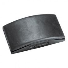 Брусок для шліфування, 125х65 мм, гумовий  SPARTA (MIRI758105)