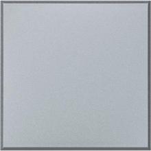 Заглушка Bticino Axolute 2 модуля, цвет алюминий (HC4951)