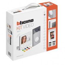 Комплект домофону Bticino : Classe 300 x13E + Linea 3000 (363911)