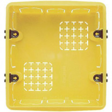 Коробка Bticino для твердых стен (106х117х52) (506E)