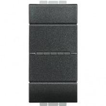 Кнопка Bticino LL аксиальная авт 10А 1м ант (L4055AN)