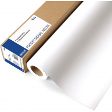 """Бумага Epson Presentation Paper HiRes Матовая 120Г/м кв, рулон 24"""" х 30м (C13S045287)"""
