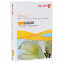 Бумага Xerox COLOTECH + 100г/м кв, A4 500л. AU (003R98842)