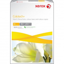 Бумага Xerox COLOTECH + 160г/м кв, A4 250л. AU (003R98852)
