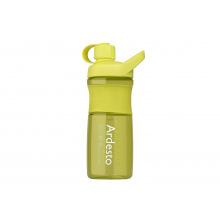 Бутылка Ardesto для води 800 мл, зелена, тритан (AR2203TG)
