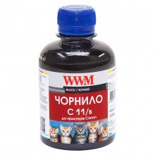 Чернила WWM C11 Black для Canon 200г (C11/B) водорастворимые