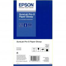 Фотобумага Epson Pro-S Paper Glossy 254 г/м кв, 12*165 см, 5x65 (C13S450061BP)