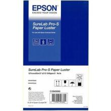 Фотобумага Epson Pro-S Paper Luster 252 г/м кв, 12*165 см, 5x65 (C13S450065BP)