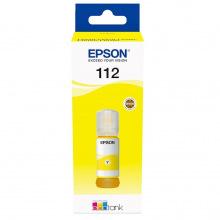 Чорнила Epson 112 Yellow (Жовтий) (C13T06C44A)