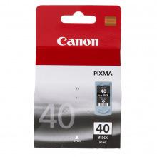 Картридж Canon PG-40Bk Black (0615B025)