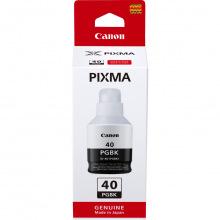 Чорнила Canon GI-40 Black (3385C001AA)