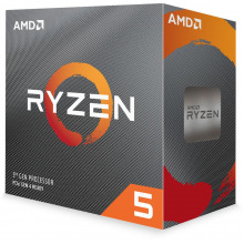 Процессор AMD Ryzen 5 3600 6/12 3.6GHz 32Mb AM4 65W Box (100-100000031BOX)