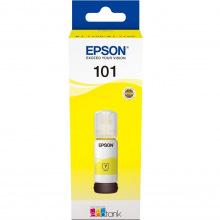 Чернила Epson 101 Yellow (Желтый) (C13T03V44A) 70мл