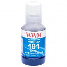 Чорнило WWM 101 Cyan для Epson 140г (E101C) водорозчинне